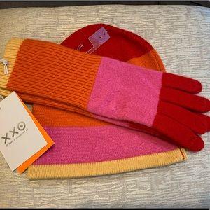Isaac Mizrahi x Target Cashmere Gloves & Hat